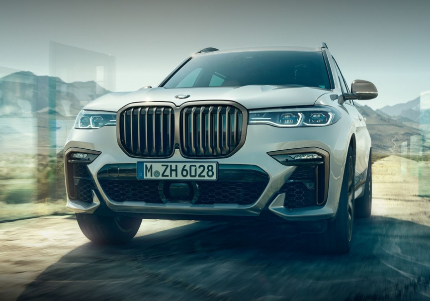 BMWの象徴である「キドニーグリル」