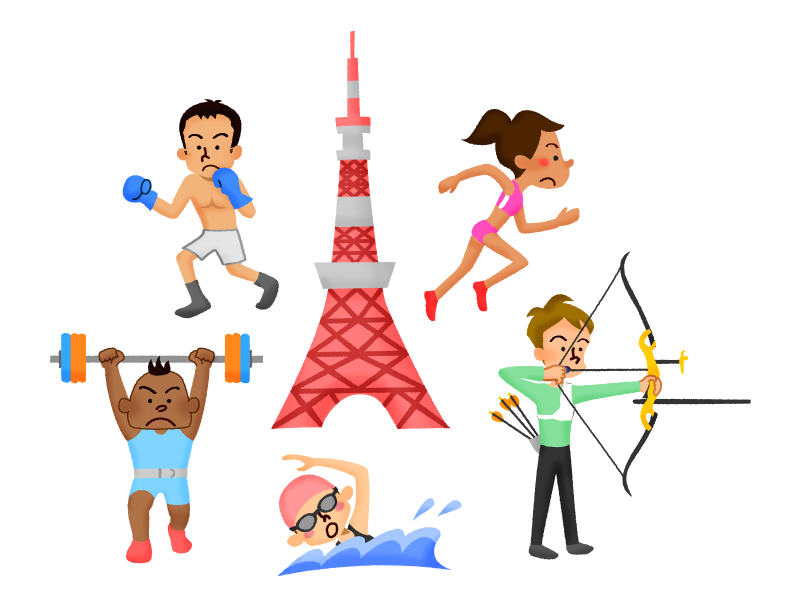 コロナ禍の中での東京オリンピック